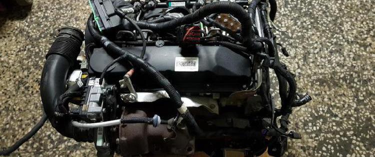 Motor completo tipo d/bg, bg, dbg de jaguar xtype 2.2