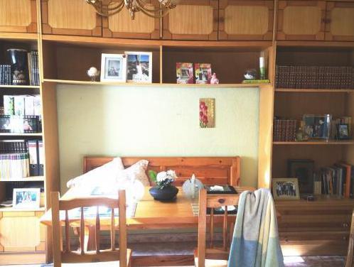Mueble puente para sofá nido