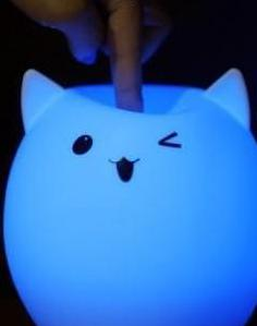 Nuevo) lámpara led usb para niños