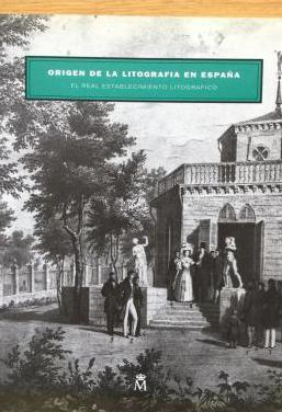 Origen de la litografía en españa