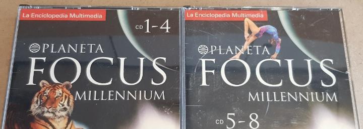 Planeta focus millennium / la enciclopedia multimedia / 2