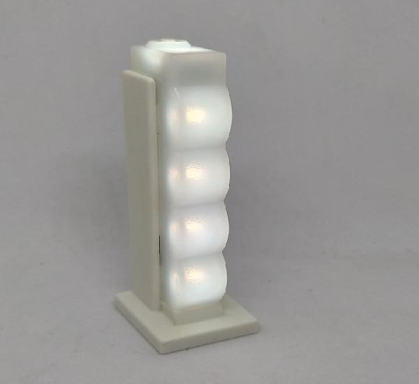 Playmobil lámpara com luz (se envia sin pila)