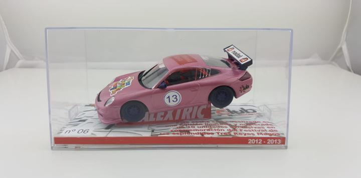 Porsche 3 reyes magos #13 edición limitada scx