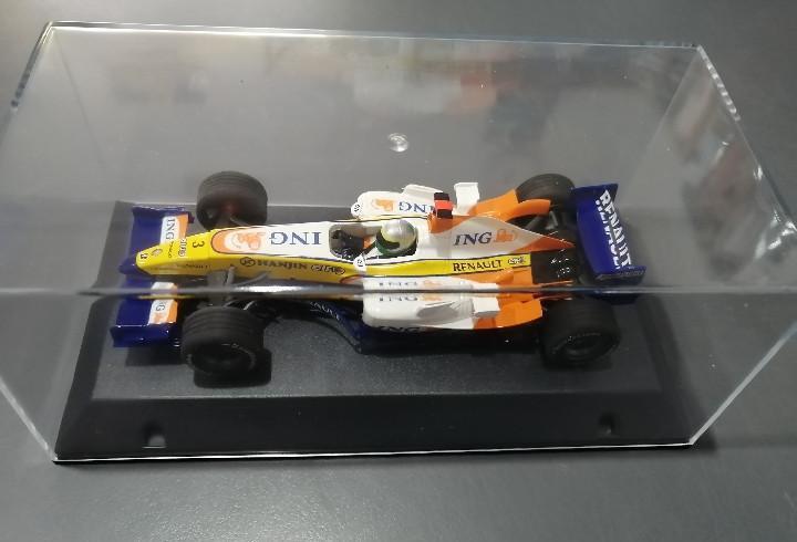 Renault f1 r27 ing nº3 de superslot
