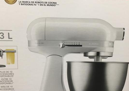Robot de cocina kitchenaid 250 w