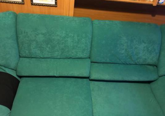 Sofa extensible dos plazas