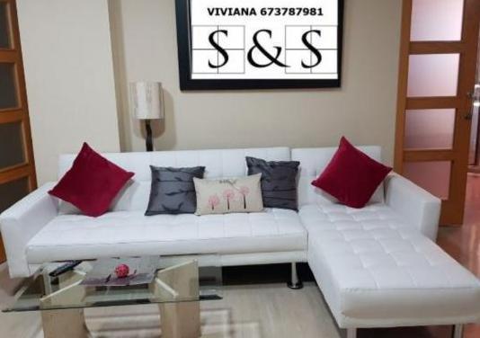 Sofá cama chaise longue km-16040sb
