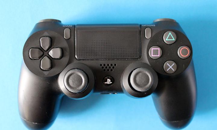 Sony playstation 4 - mando dual shock 4 v2 - negro - ps4