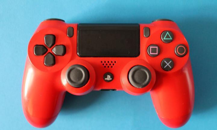 Sony playstation 4 - mando dual shock 4 v2 - rojo - ps4