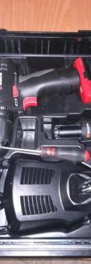 Taladro atornillador wurth 12v nuevo