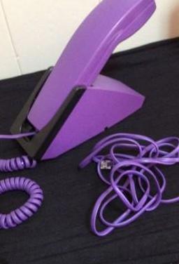 Telefono royal sobremesa vintage sin estrenar