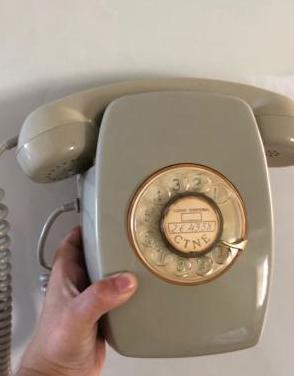 Teléfono ctne s-40042 serie limitada
