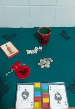 Juegos mesa veterano osborne