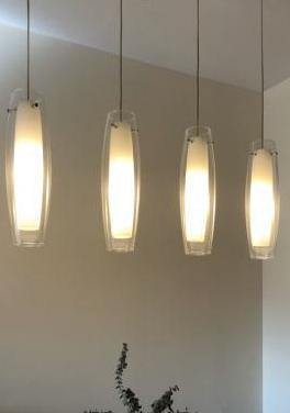 Lámpara colgante para salón comedor