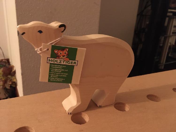 Animales holztiger oso