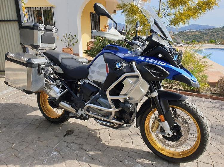 Bmw 1250 gsa adventure hp