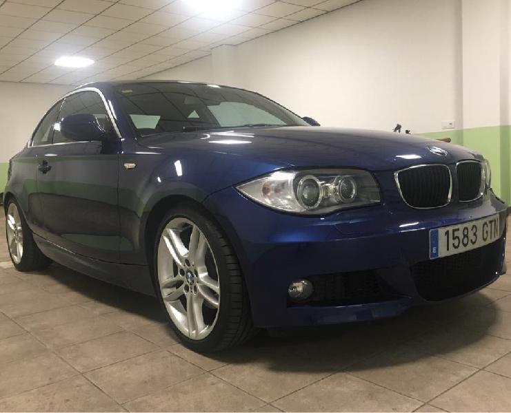 Bmw serie 1 coupe 120i 170hp - 2010