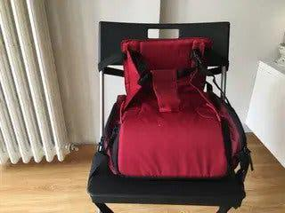 Bolso trona original bag de bebé confort viaje