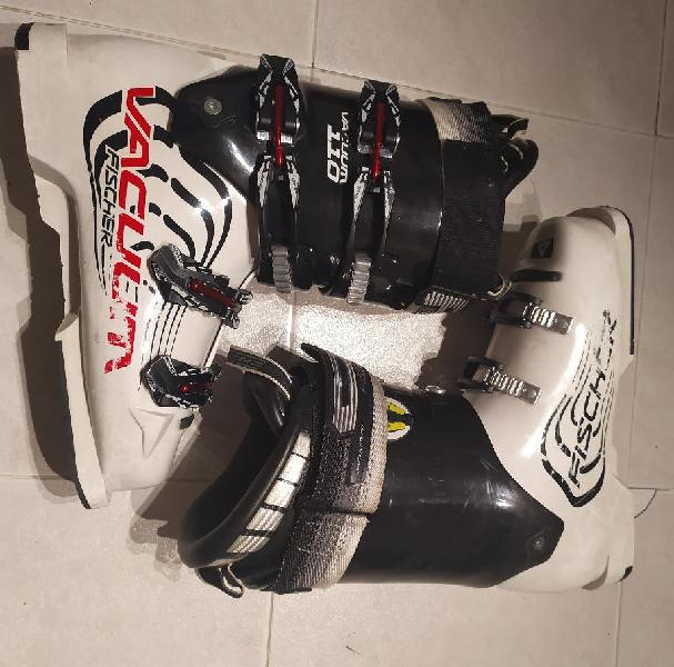 Botas de esquí /ski fisher vacuum 110. talla 27,5