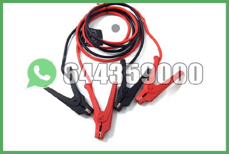 Cables de arranque