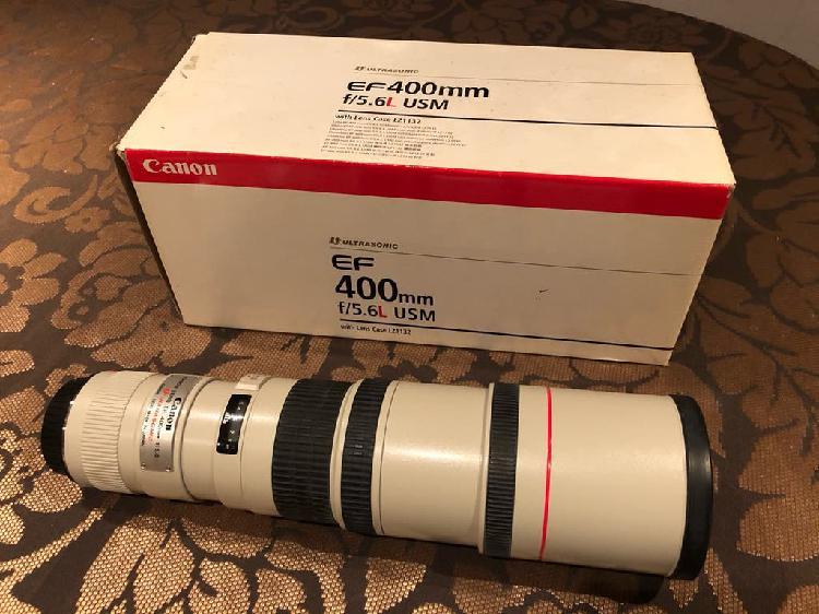 Canon 400mm f/5.6 l