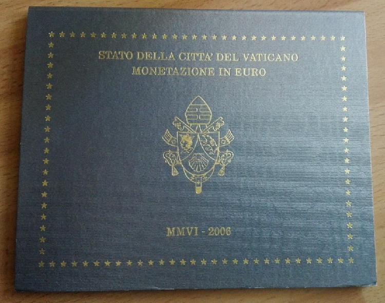 Cartera oficial vaticano 2006