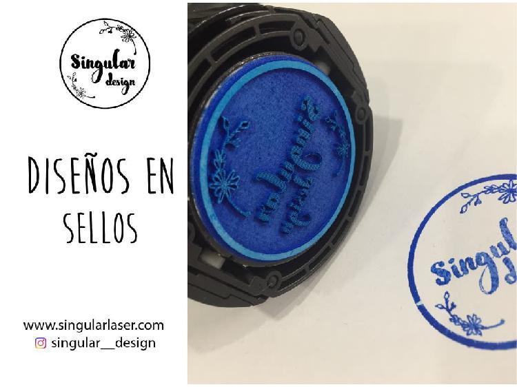 Diseños de sellos
