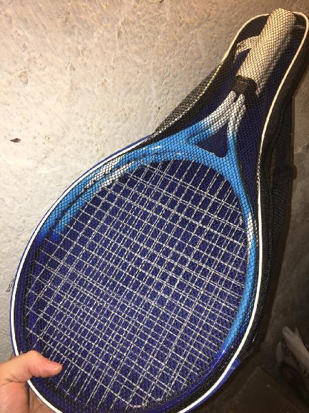 Dos raquetas de tenis para niños (sin usar)