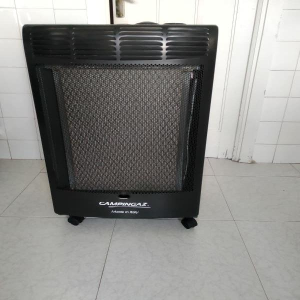 Estufa de gas catalitica camping gaz+kit butano