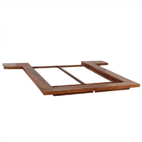 Estructura para futón estilo japonés madera maciz