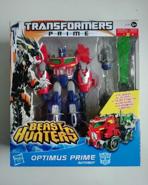 Figura transformers optimus prime