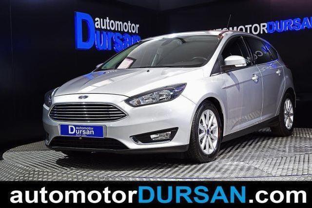 Ford focus 2.0tdci auto-s&s titanium ps 150 '15