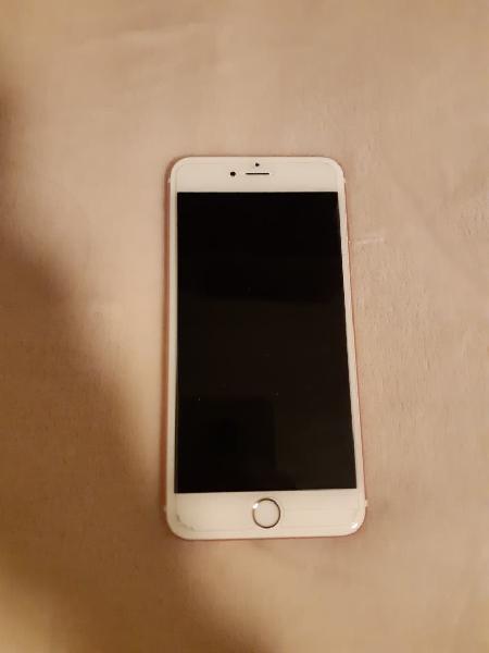 Iphone 6s plus reacondicionado rose gold