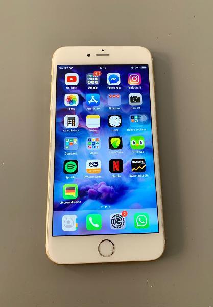 Iphone 6s plus 128gb + funda de regalo.