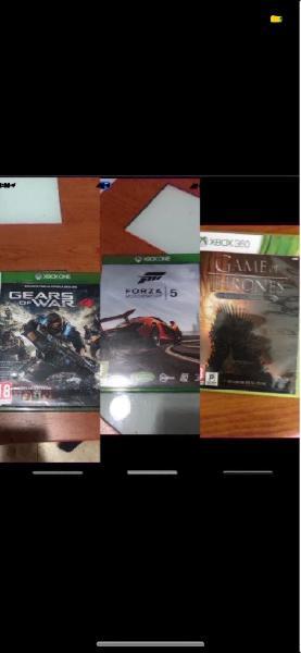 Juegos xbox one /360