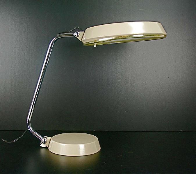 Lámpara mesa industrial gei