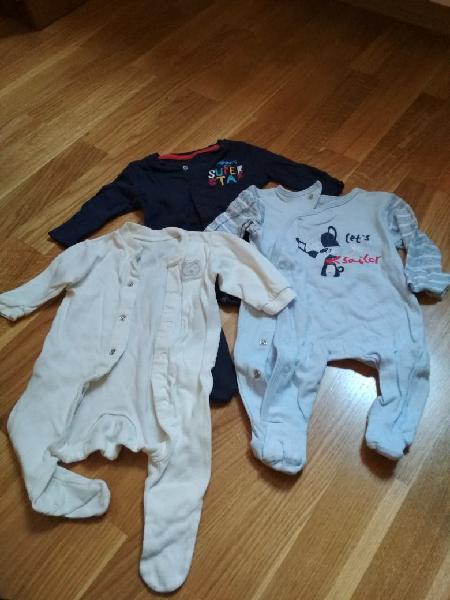 Lote de pijamas 3 meses para bebé niño niña