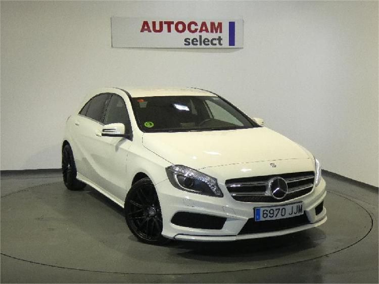 Mercedes-benz clase a 200cdi be amg line 4m 7g-dct