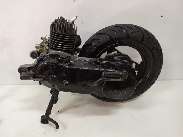 Motor completo. suzuki lido 75