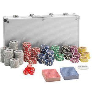 Maletín de poker profesional juego set de poker