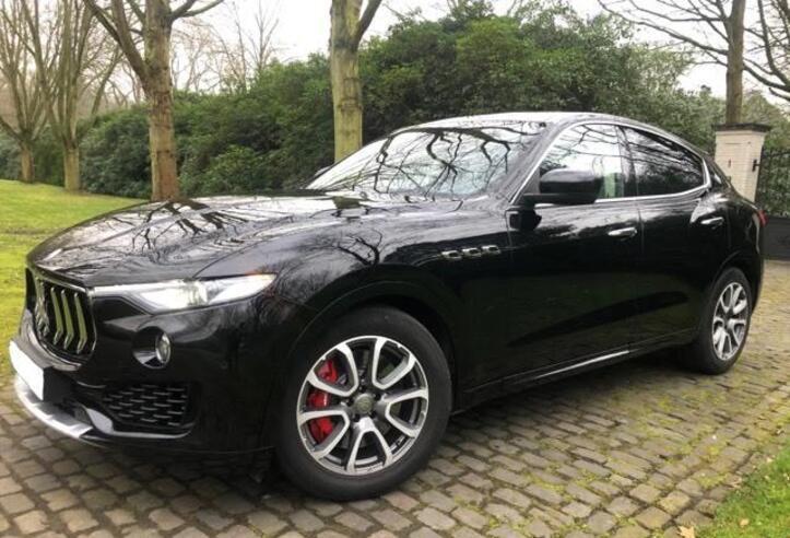 Maserati levante 3.0 v6 biturbo s q4