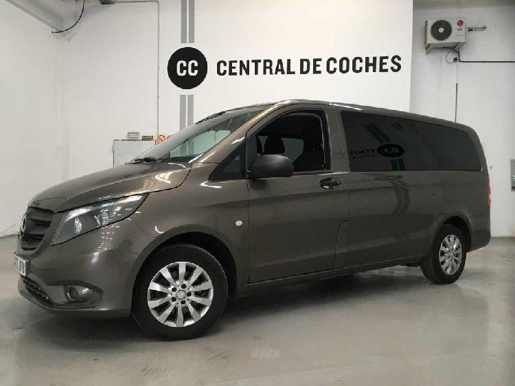 Mercedes vito 111 cdi 9 plazas select tourer /navegacion