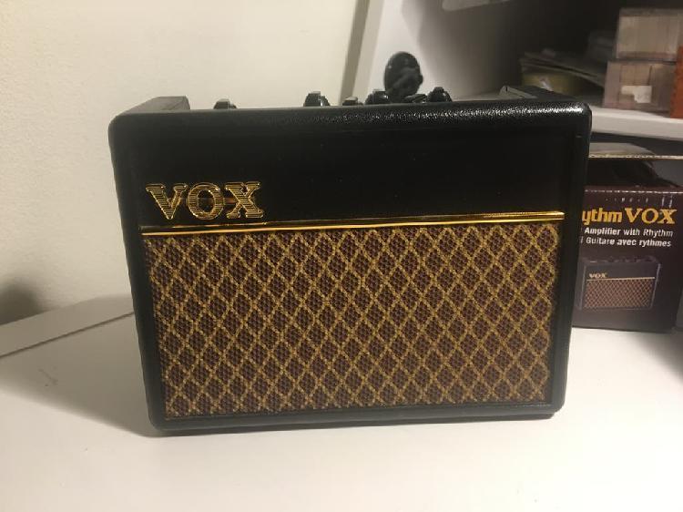 Mini ampli guitarra vox ac1 rhythm
