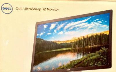 Monitor 4k dell ultrasharp 32 ultra hd premier up3216q