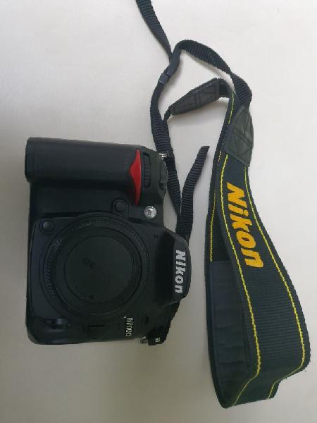 Nikon d-7000 foto y video. perfecta
