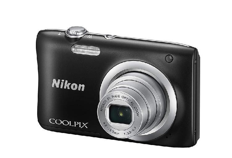 Nikon coolpix a100 - cámara digital nueva