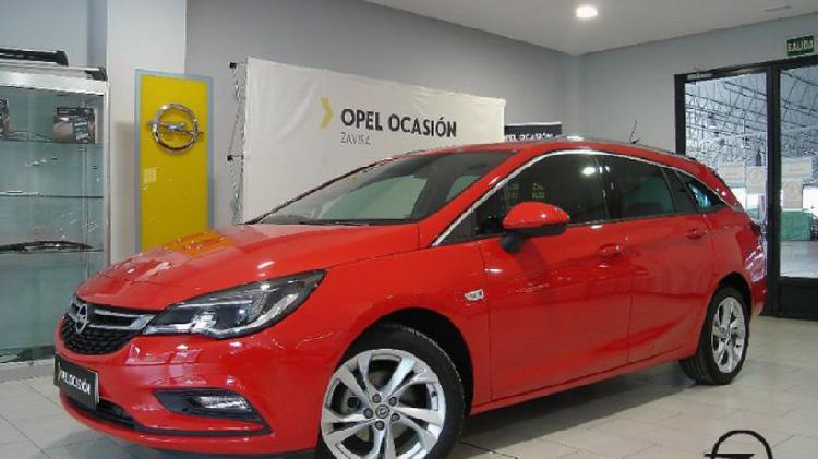 Opel astra st 1.4t dynamic 125