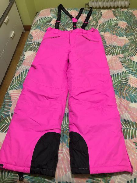 Pantalón tijuana talla xl color fucsia