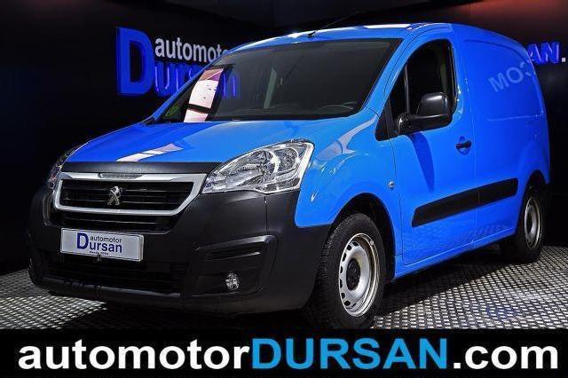 Peugeot partner furgon confort packl1 bluehdi 55kw 75 '17