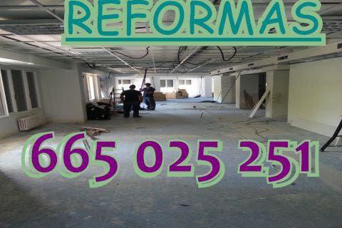 Reformas catalunya